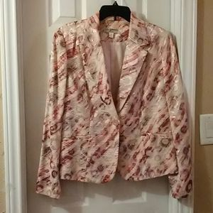 Lena Gabrielle women's blazer sz 14